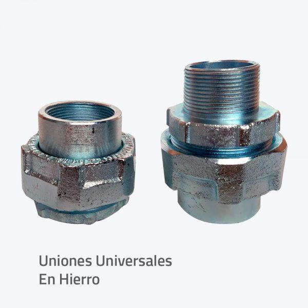 Uniones Universales nema7
