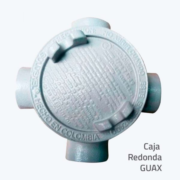 CAJA GUAX A PRUEBA DE EXPLOSION NEMA7 SOLDEXEL