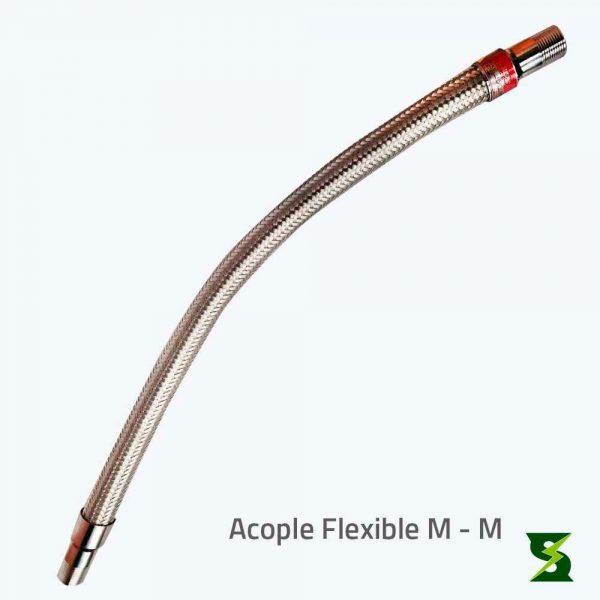 acople flexible nema 7 a prueba de explosion soldexel