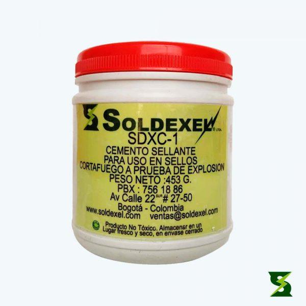 compuesto sellante nema 7 a prueba de explosion