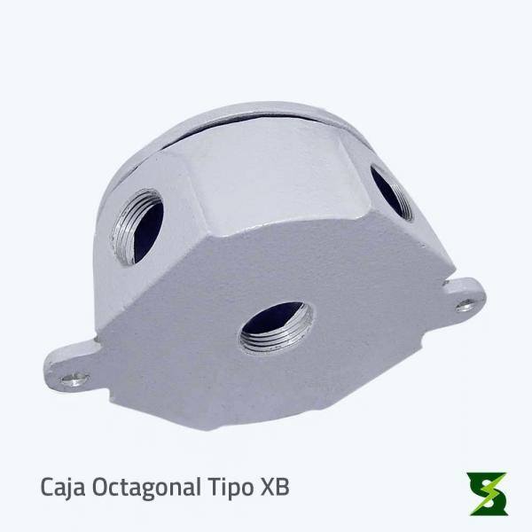 caja octagonal nema 4 nema 4x nema 3a prueba de polvo a prueba de corrosión