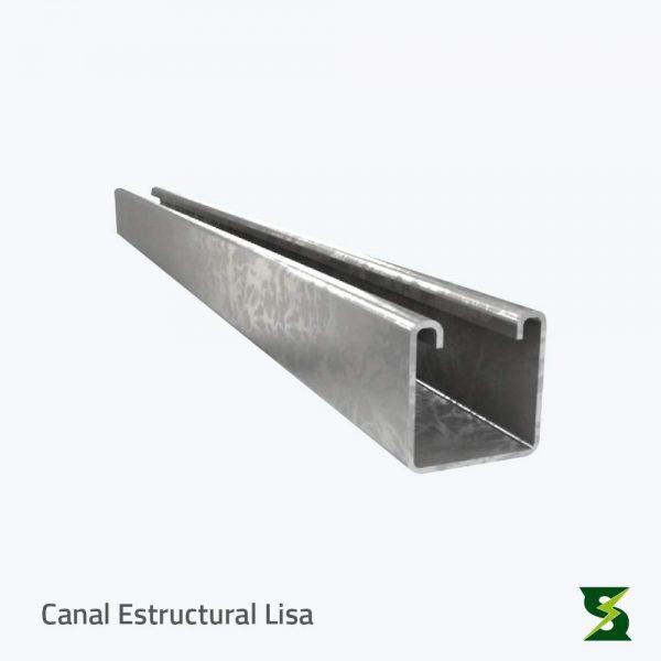 canal estructural lisa soldexel