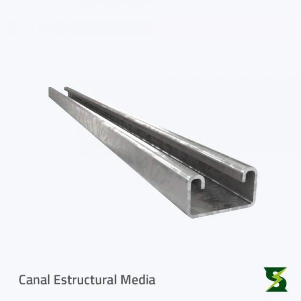 canal estructural media soldexel