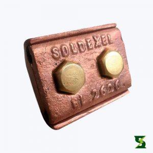 conector gl sistema puesta a tierra soldexel