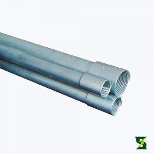 tuberia conduit galvanizada en acero 2