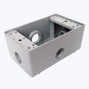 caja rectangular 5800