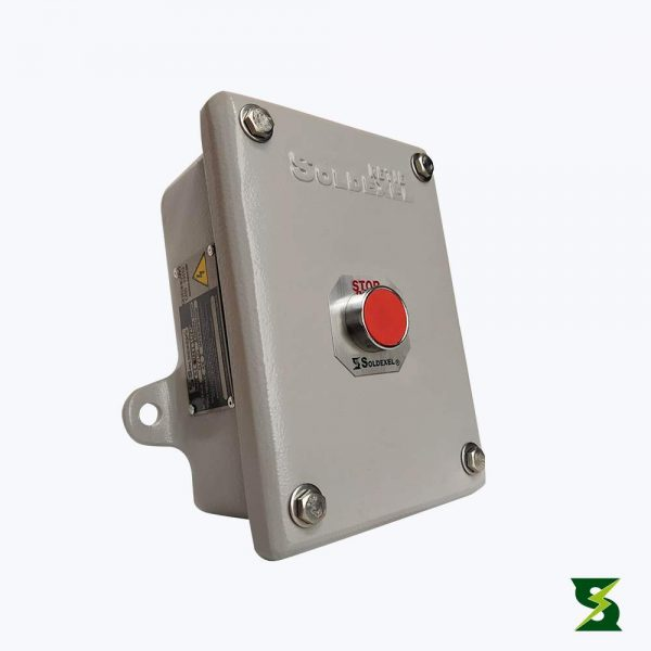 estaciones pulsadoras botoneras nema4 nema x nema 4x a prueba de intemperie a prueba de agua a prueba de polvo