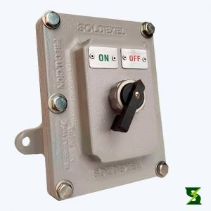 interruptor sencillo nema 7 a prueba de explosion botonera nema 7